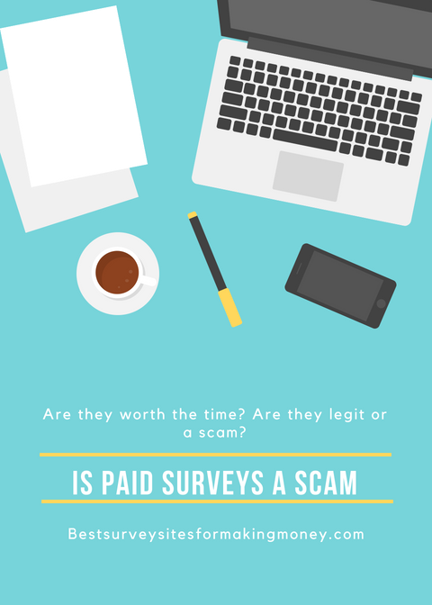 Is Paid Surveys UK A Scam