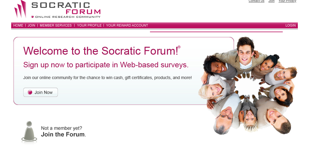 Socratic Forum Main Page