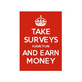 Earn Money Completing Surveys