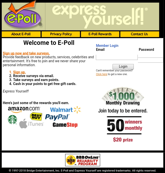 How To Make Money With Epoll Surveys