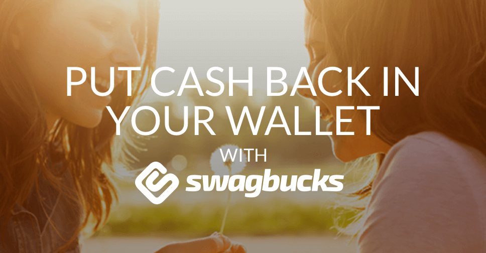 Earning Cash With Swagbucks